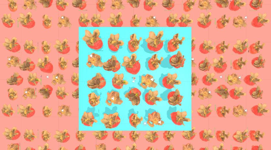 Memory Cubes by Sally Liu
