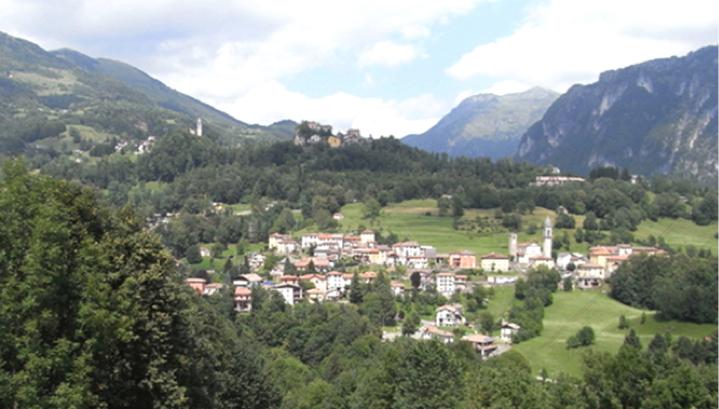 Sottochiesa, Taleggio Valley, Northern Italy