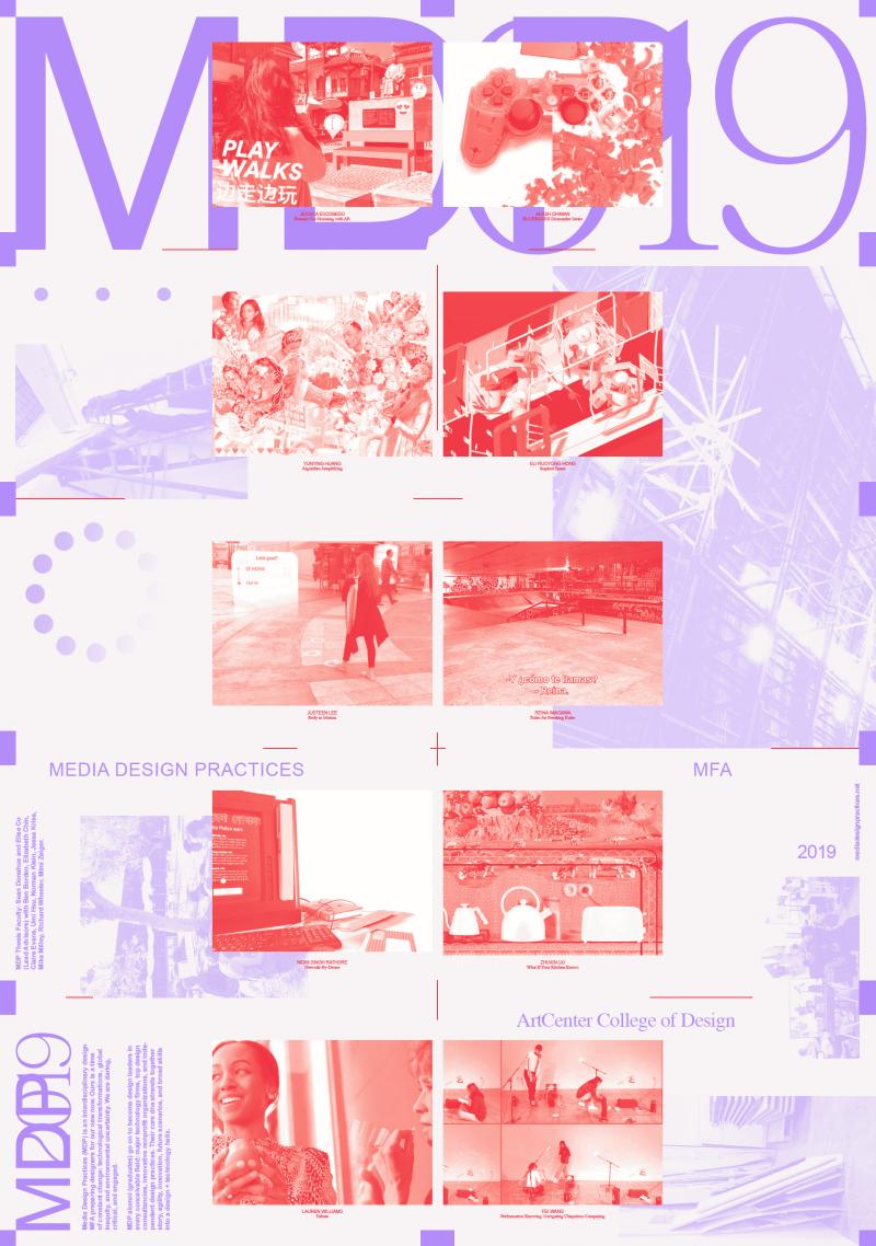 MDP: Media Design Practices MFA at Art Center College of Design